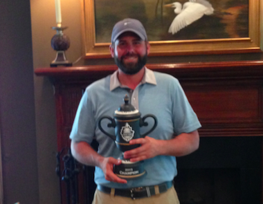 2015 champion Taylor Lewis of Chattanooga<Br>(Photo courtesy of Chris Schmidt, Tournament Director)
