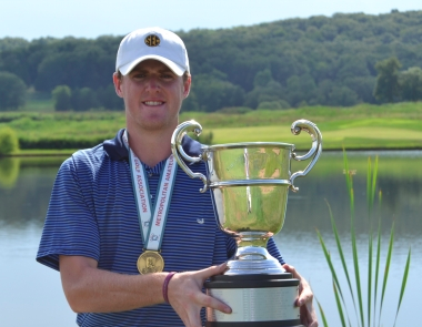 2015 champion Jimmy Siegfried (MAGA photo)