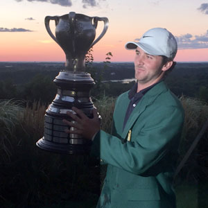 2015 Porter Cup champ Denny McCarthy<br>(Photo courtesy of the Porter Cup)