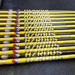 Project X HZRDUS shafts: A preview