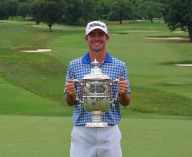 2015 TN State Amateur winner Peyton Sliger (TGA photo)