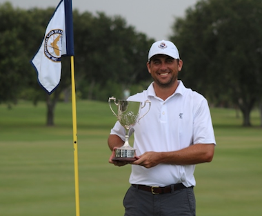 2015 Florida Match Play winner TJ Shuart (FSGA photo)