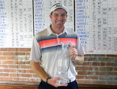 2015 champion Taylor Zoller (NE Ohio Golf photo)