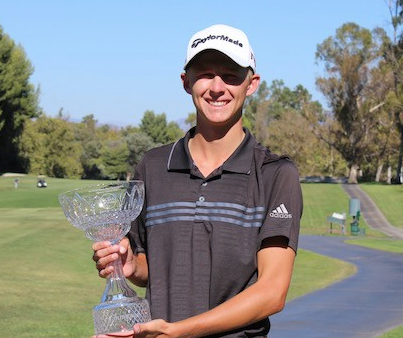 2015 SCGA Match Play champion Dan Erickson (SCGA photo)