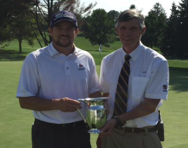 2015 Maryland Mid-Am champ Dan Falls (MSGA photo)