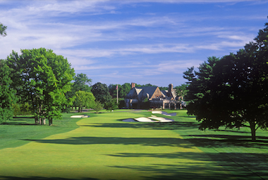2016 U.S. Amateur Four-Ball host Winged Foot G.C.