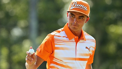 Rickie Fowler comes from behind to beat Stenson