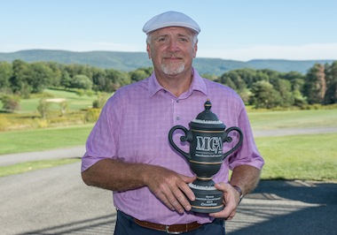 2015 winner Don Reycroft (MGA photo)