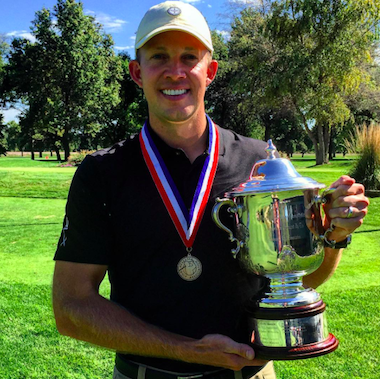 2015 Neb. Mid-Am winner Jon Deines (NGA photo)