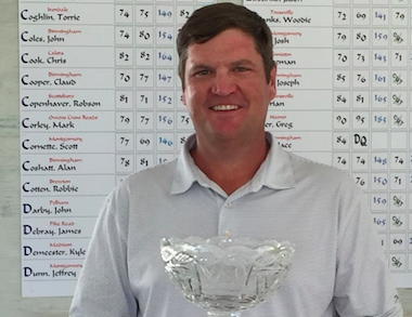 2015 winner Jeff Taylor of Montgomery (AGA photo)