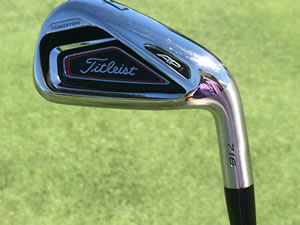 Titleist AP1 716 Irons Review