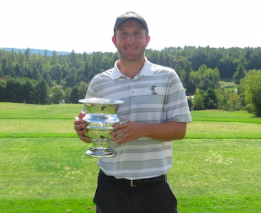 2015 champ Ryan Kohler (NHGA photo)