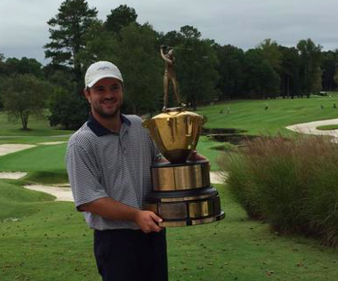 2015 champion Chris Waters (GSGA photo)