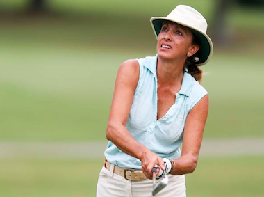 64th seed Maria de Orueta (USGA photo)