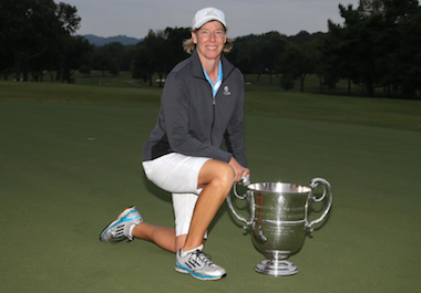 2015 winner Karen Garcia of California (USGA)