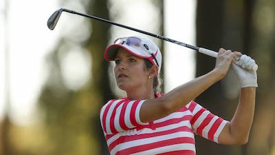 Kay Daniel in one of three Louisiana natives<br> in the field to advance<br>USGA photo