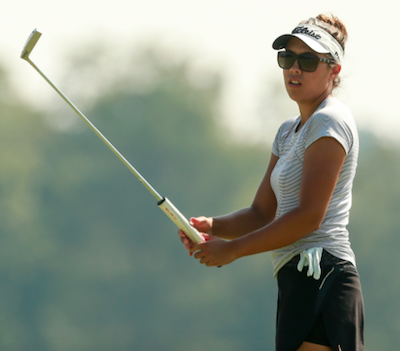 Lauren Greenlief advances to Round of 16<br> USGA photo