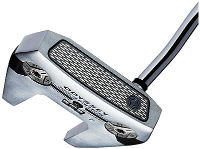 Four new Odyssey Tank Works Cruiser Putters unveiled