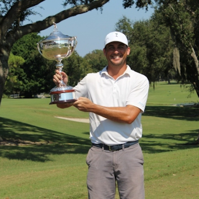 Shuart wins the Florida Mid-Am<br>FSGA photo