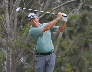 Craig Calkins during round two at Mesa Verde (SCGA)