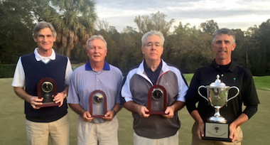 2015 winners from Palmetto Golf Club (SCGA)