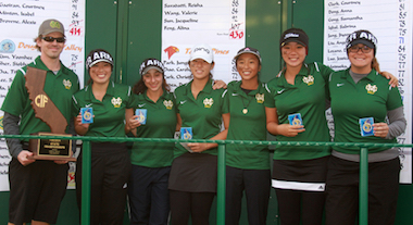 2015 team champs Mira Costa (NCGA photo)