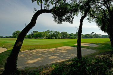 The 4th hole at the C.C. of Charleston (USGA)