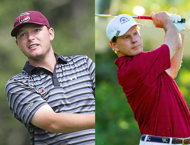 NeSmith (left) and Cloninger (Golfweek photos)