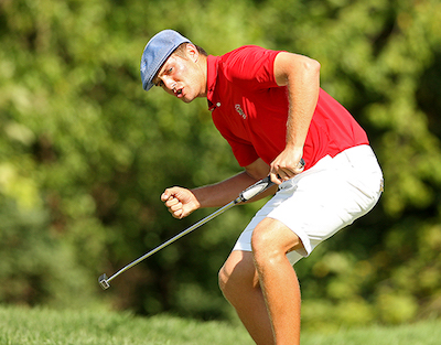 Bryson DeChambeau, shown at the 2015 U.S. Amateur <br> <i> Golfweek photo by Tracy Wilcox</i>