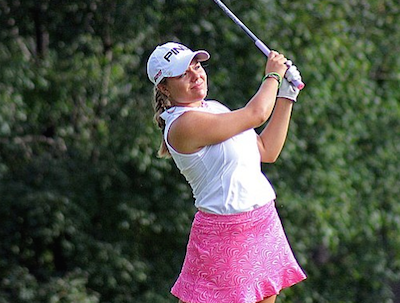 Lauren Stephenson wins Dixie Women's Amateur