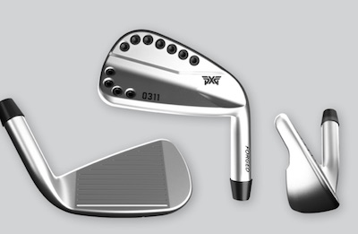Parsons Xtreme Golf 0311 Irons (courtesy PXG)