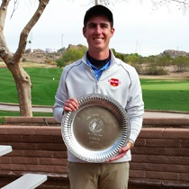 Arizona Short Course champ James Russo