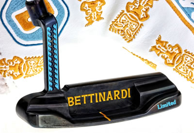 The Bettinardi BB1 Tiki - time for some sun and waves!