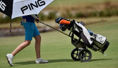 Poor weather conditions suspend play<br><i>Golf Australia photo</i>