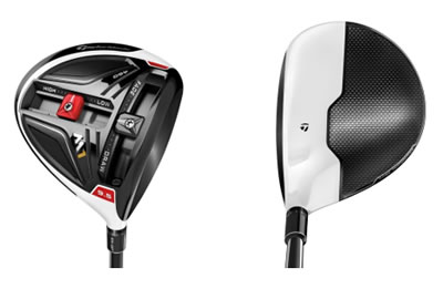 The popular TaylorMade M1 Driver