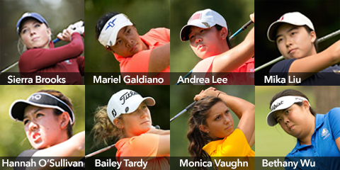 The 2016 USA Curtis Cup Team