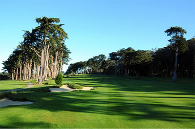 The Presidio Golf Course