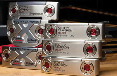 Scotty Cameron Select Putters: The AmateurGolf.com review