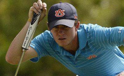 Auburn' Michael Johnson <br>(University of Auburn Photo)</br>