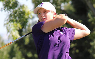 Kelsey Chugg while at Weber State <br>(Weber State Photo)</br>