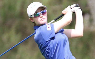 Karis Davidson at Western Australian Women's Amateur <br>(Golf Australia Photo)</br>