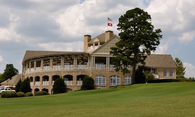 Hot Springs Country Club Clubhouse <br>(Women's Southern Golf Association Photo)</br>