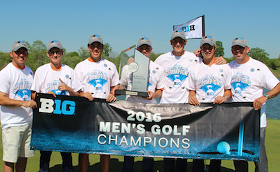 Illinois repeats as Big Ten champions <br>(University of Illinois Photo)</br>