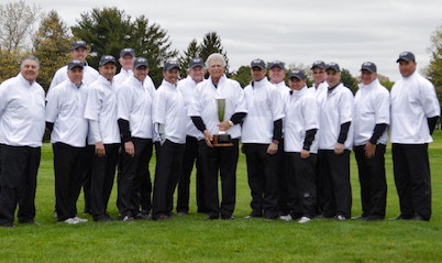 Connecticut Section PGA with Julius Boros Challenge Cup <br>(CSGA Photo)</br>