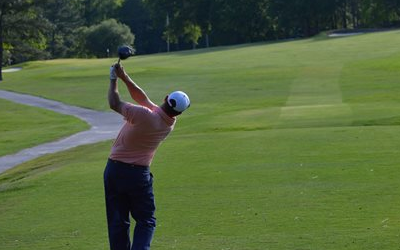 The field is down to eight teams at the Carolina Four-Ball <br>(Carolina Golf Association)</br>