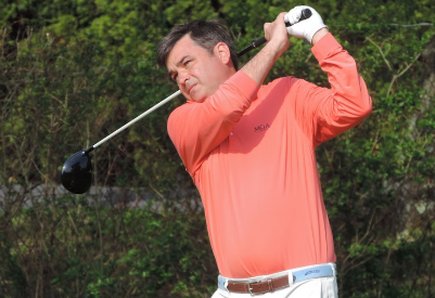 N.J. Mid-Am medalist Mike Stamberger <br>(NJGA Photo)</br>