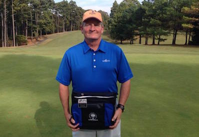 Todd Hendley after an SCGA Forty Plus Event last year <br>(SCGA Photo)</br>