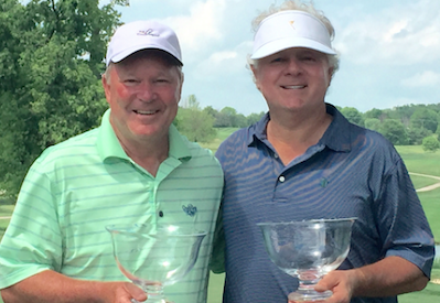Winners are crowned at the 2016 Kentucky Senior Team <br>(Kentucky Golf Association Photo)</br>
