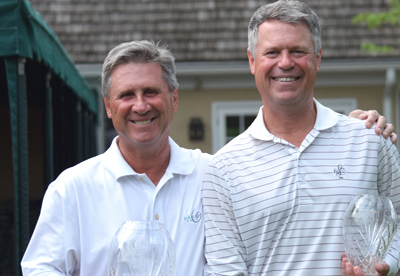 Paul Schlachter defeated Ken Phillips in the Pennsylvania Senior Match Play <br>(Pennsylvania Golf Association Photo)</br>