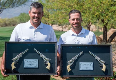 Ben Hayes and Taylor Wood capture 2016 National Invitational at Whisper Rock <br>(Whisper Rock Golf Club Photo)</br>